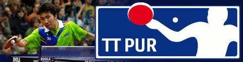 Tischtennis pur - das Tischtennis Portal